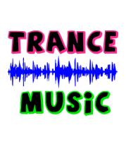 Мужская футболка  Trance music