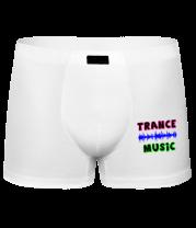 Трусы мужские боксеры Trance music