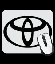 Коврик для мыши Toyota big logo