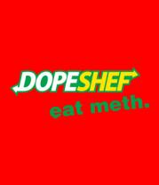 Бейсболка Dope Shef - Eat Meth