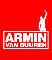 Мужская футболка с длинным рукавом Armin Van Buuren