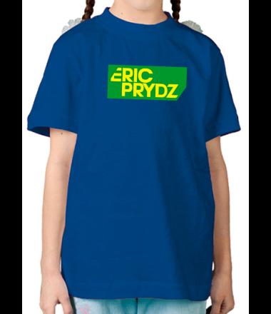 Детская футболка  Eric Pridz