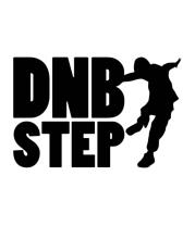 Женская футболка с длинным рукавом DNB Step танцор