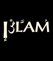 Женская футболка с длинным рукавом Ислам (свет)