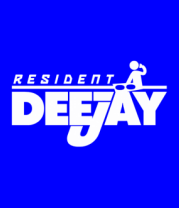 Детская футболка  Resident Deejay