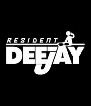 Женская футболка с длинным рукавом Resident Deejay