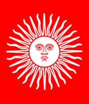 Детская футболка  Солнечный диск