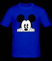 Мужская футболка  Minnie And Mickey Mouse (Mickey)
