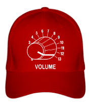 Бейсболка Volume - крутилка