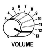 Шапка Volume - крутилка