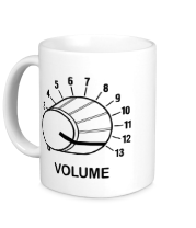 Кружка Volume - крутилка
