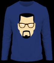 Мужская футболка с длинным рукавом Gordon Freeman