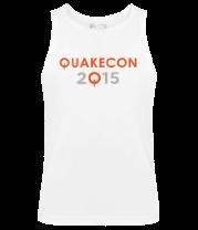 Мужская майка Quakecon 2015