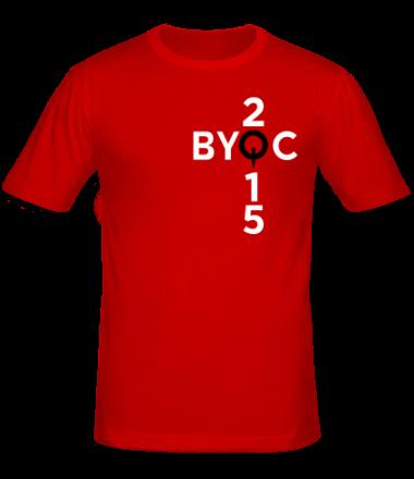 Мужская футболка   BYOC (2015)