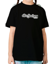 Детская футболка  Discjockey (Dj)