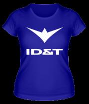Женская футболка  ID&T