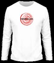 Мужская футболка с длинным рукавом Pendulum