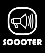 Мужская майка Scooter