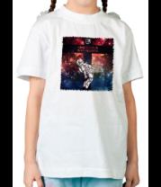 Детская футболка  Knowledge is my religion