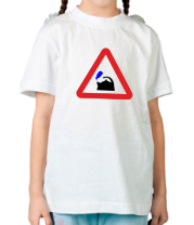 Детская футболка  Чайник