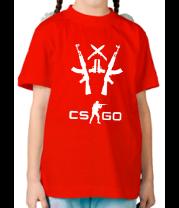 Детская футболка  CS GO 3