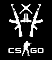 Женская футболка с длинным рукавом CS GO 3