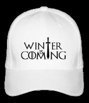 Бейсболка Игра престолов - Зима близко