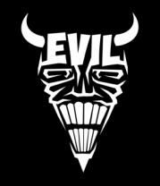 Толстовка Evil (злой)