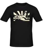 Мужская футболка  Temptation