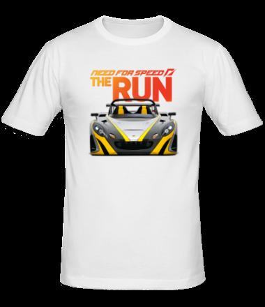 Мужская футболка  Need for Speed: The Run