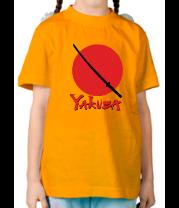 Детская футболка  Yakuza