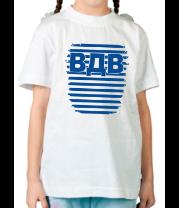 Детская футболка  Тельняшка, ВДВ