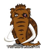 Женская футболка с длинным рукавом Terminammoth