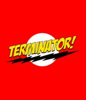 Бейсболка Terminator!