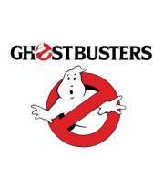 Женская футболка с длинным рукавом Ghostbusters logo