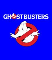Женская футболка  Ghostbusters logo