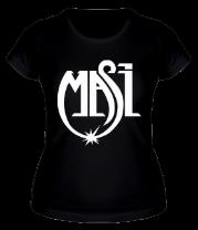 Женская футболка  Alex Masi