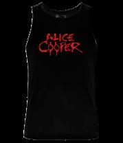 Мужская майка Alice Cooper