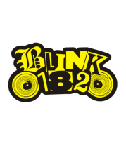 Мужская футболка  Blink 182