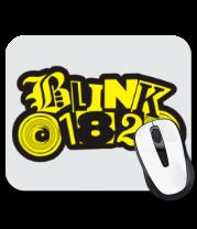 Коврик для мыши Blink 182