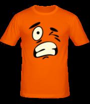 Мужская футболка  Подмигивающий смайл
