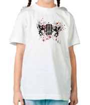 Детская футболка  Drum'n'bass