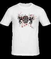 Мужская футболка  Drum'n'bass