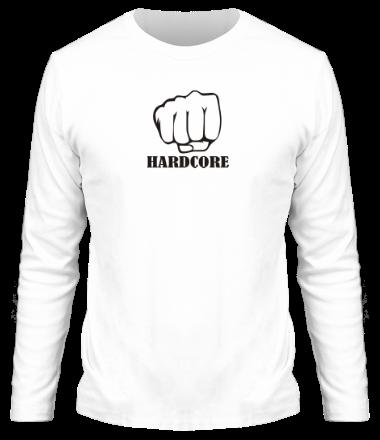 Мужская футболка с длинным рукавом Hardcore