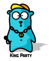 Чехол для iPhone King party