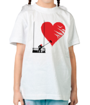 Детская футболка  Маляр