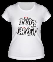 Женская футболка  Limp Bizkit