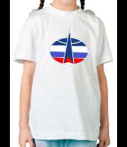 Детская футболка  Космические войска