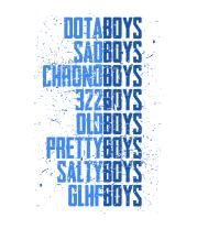 Толстовка The Boys