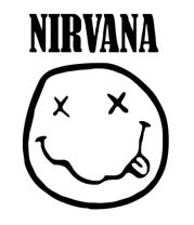 Толстовка Nirvana